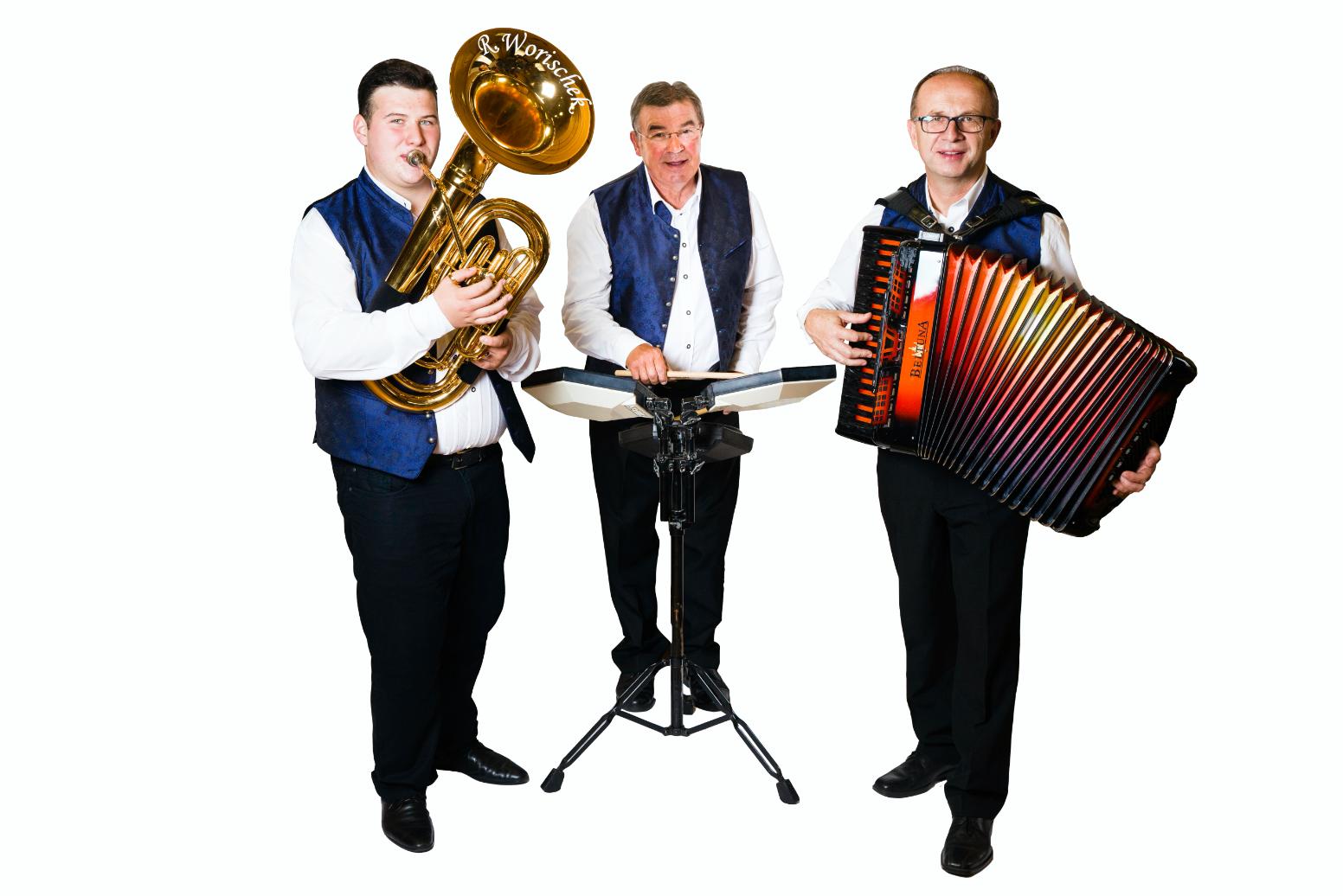 Die Burgenländer - Volksmusik und Schlager aus Apetlon im Burgenland