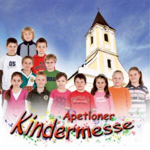 SMT-014 Apetloner Kindermesse (CD)