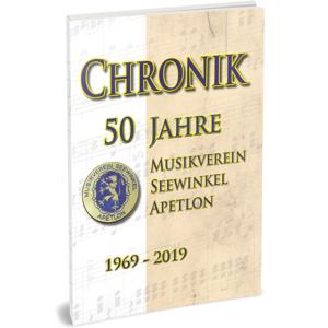 50 Jahre Musikverein Seewinkel Apetlon (Buch)