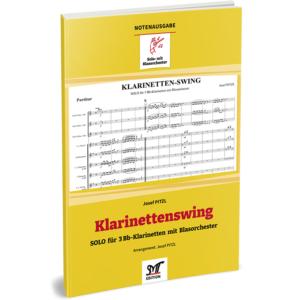 KLARINETTENSWING (SOLO für 3 Bb-Klarinetten mit Blasorchester)