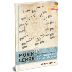 MUSIKLEHRE Arbeitsbuch (inkl. CD)