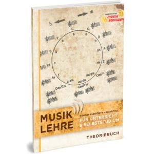 MUSIKLEHRE Theoriebuch (inkl. CD)