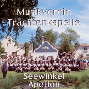 smt-008  Musikverein Trachtenkapelle Seewinkel Apetlon