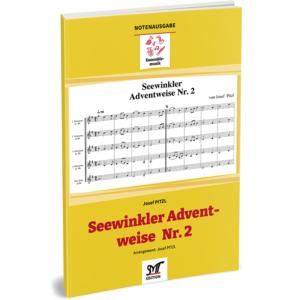 SEEWINKLER ADVENTWEISE Nr. 2 (für 4 Bb-Klarinetten, Bassklarinette ad lib.)
