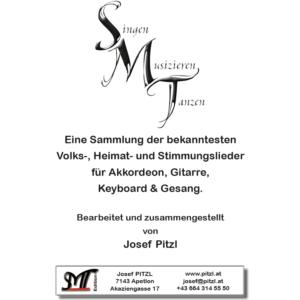 Singen, Musizieren, Tanzen – Eine Sammlung der bekanntensten Volks-, Heimat- und Stimmungslieder, Heft 2