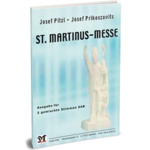 St. Martinus-Messe – Ausgabe für die feiernde Gemeinde
