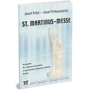 St. Martinus-Messe – Ausgabe für 4 gemischte Stimmen SATB
