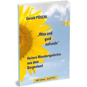 Mundartgedichte aus dem Burgenland (Buch und CD)