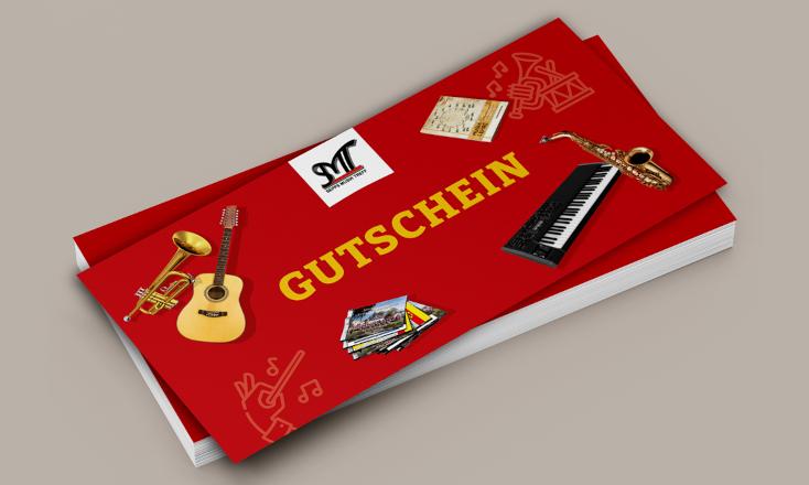 Geschenkgutscheine - Wertgutscheine als Geschenke