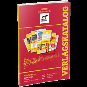 Noten, Bücher & CDs - Verlagskatalog SMT Edition