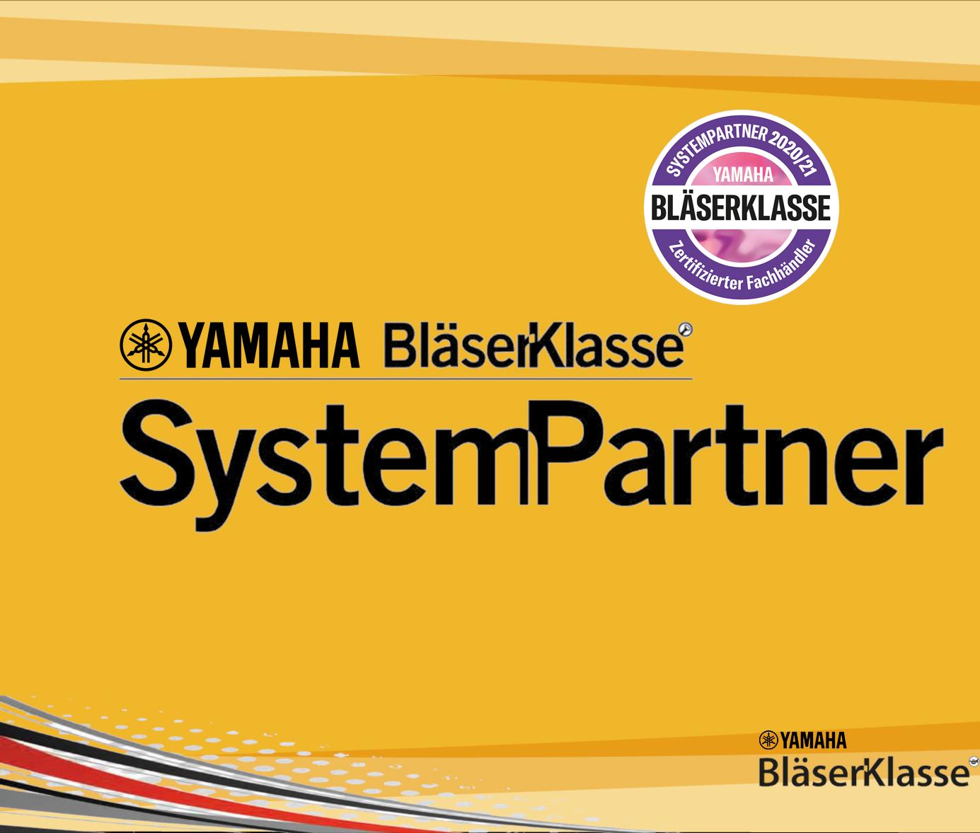 Yamaha Bläserklasse Systempartner